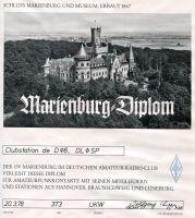 Marienburg-Diplom_UKW_1978
